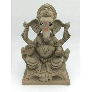 Eco Friendly Ganesha murti/idol 29 cm