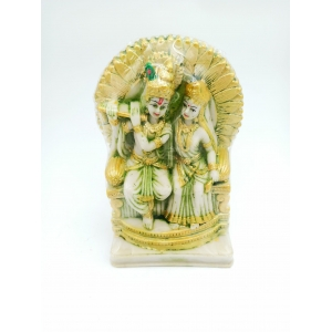Radha Krishna Love Couple  idol  17cm