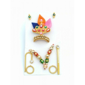 Accessories for bal gopal size 0 to 3