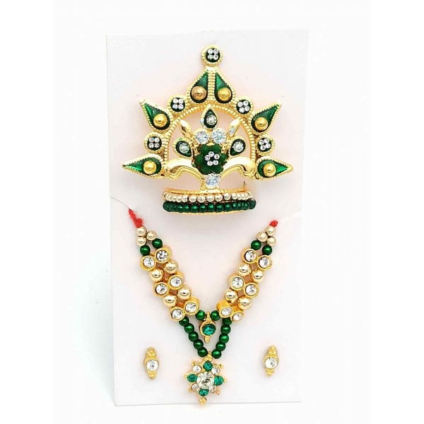 Designer accessories for bal gopal Laddu Gopal, Size 1,2,3,