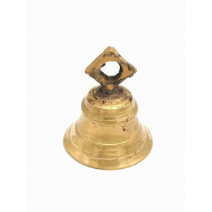 Hanging Pooja bell brass big size 21 cm
